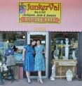 JunkerVals Vintage Clothing , Fort Worth Vintage Clothing!