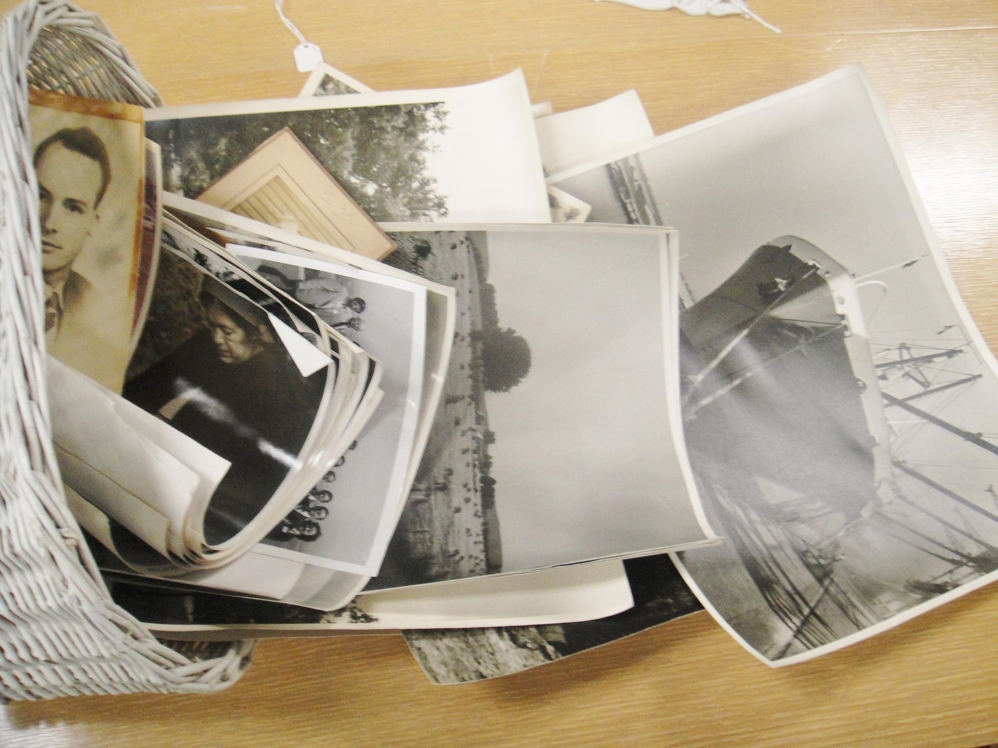 old Black & White Photos