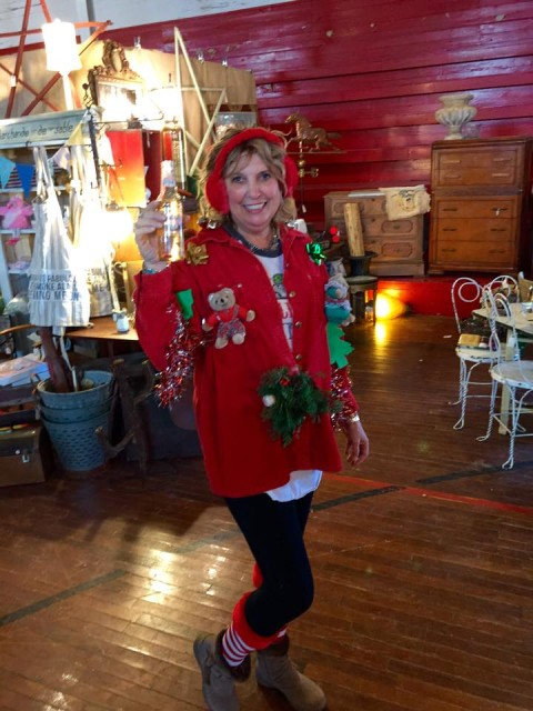 nov christmas sweater
