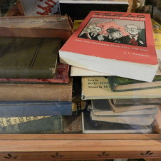 Antique, Old, Collectible Books, antiques fort worth books