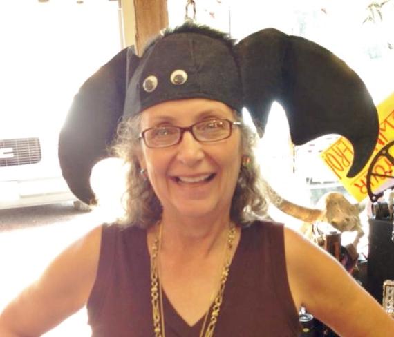 my new hat sept 13