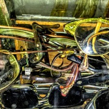Vintage Eye Glasses for Men & Women, Vintage Retro Fort Worth