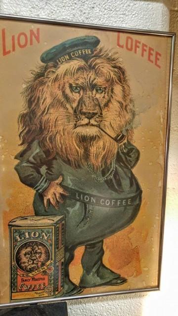 lion coffee nov 15