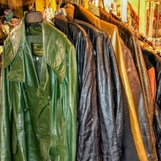 vintage Leather Jackets & Coats, Vintage clothing Fort Worth