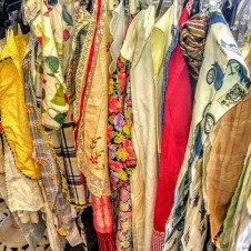 Vintage Linens, aprons, crochet, Vintage Fort Worth