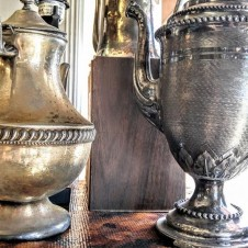 Vintage Antique silverplate, Fort Worth Antiques