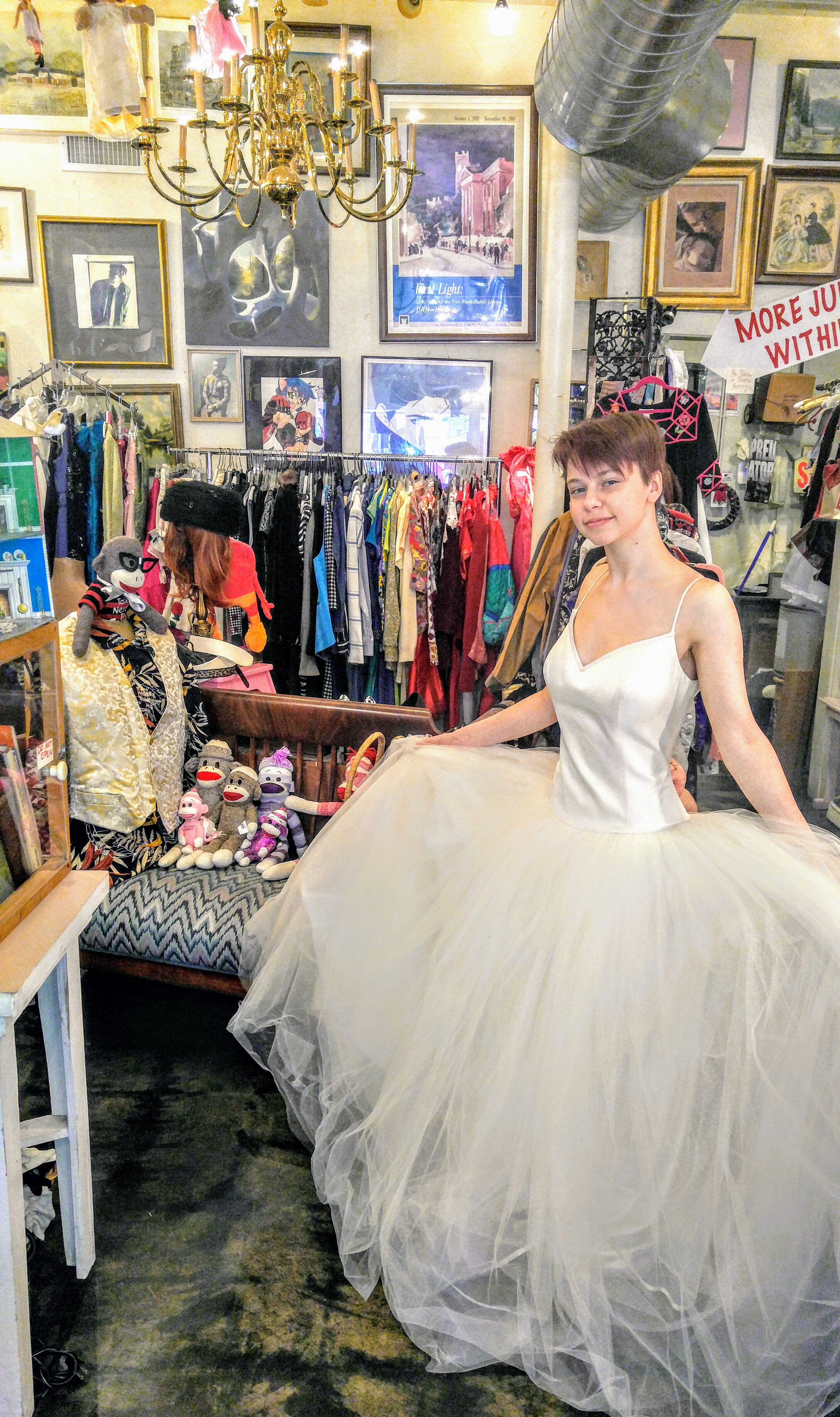 Vintage Clothing Fort Worth