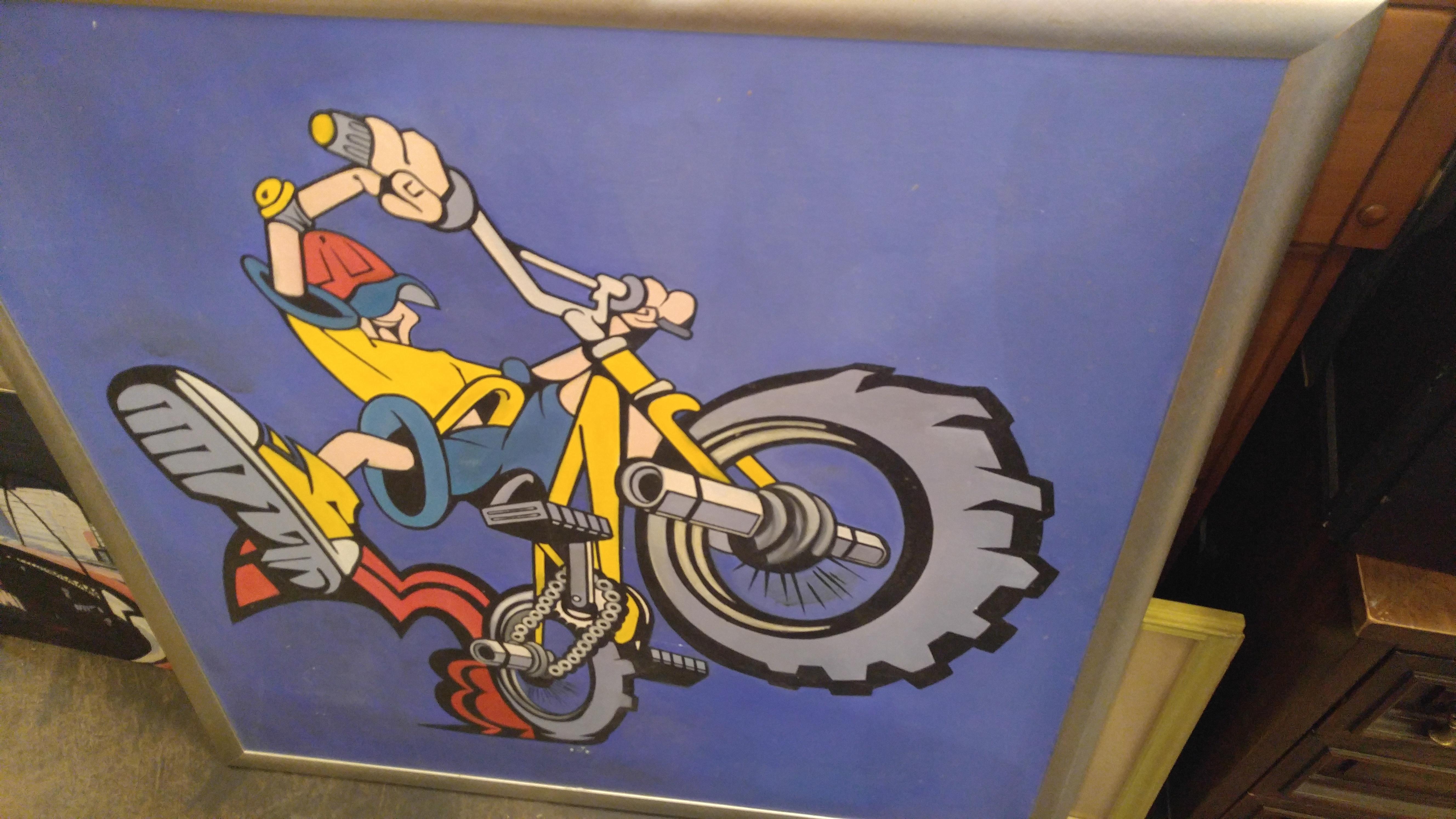 Weird Original Art, Fort Worth Art