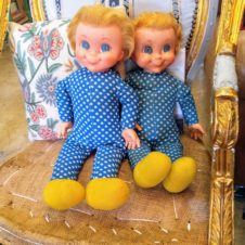 Pair Vintage Mrs. Beasleys! Vintage Antique dolls Fort Worth